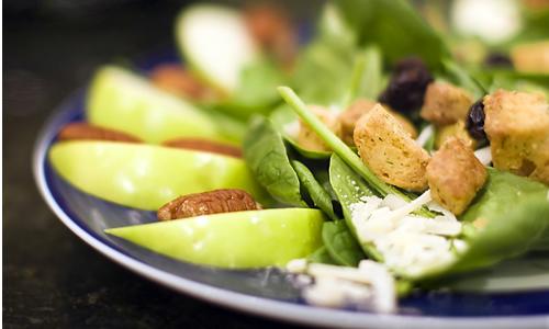 Menu Winterseizoen Crisp Salad