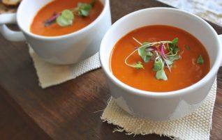 Dijketelg voorgerechten soep